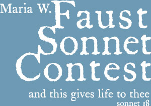 Maria W. Faust Sonnet Contest